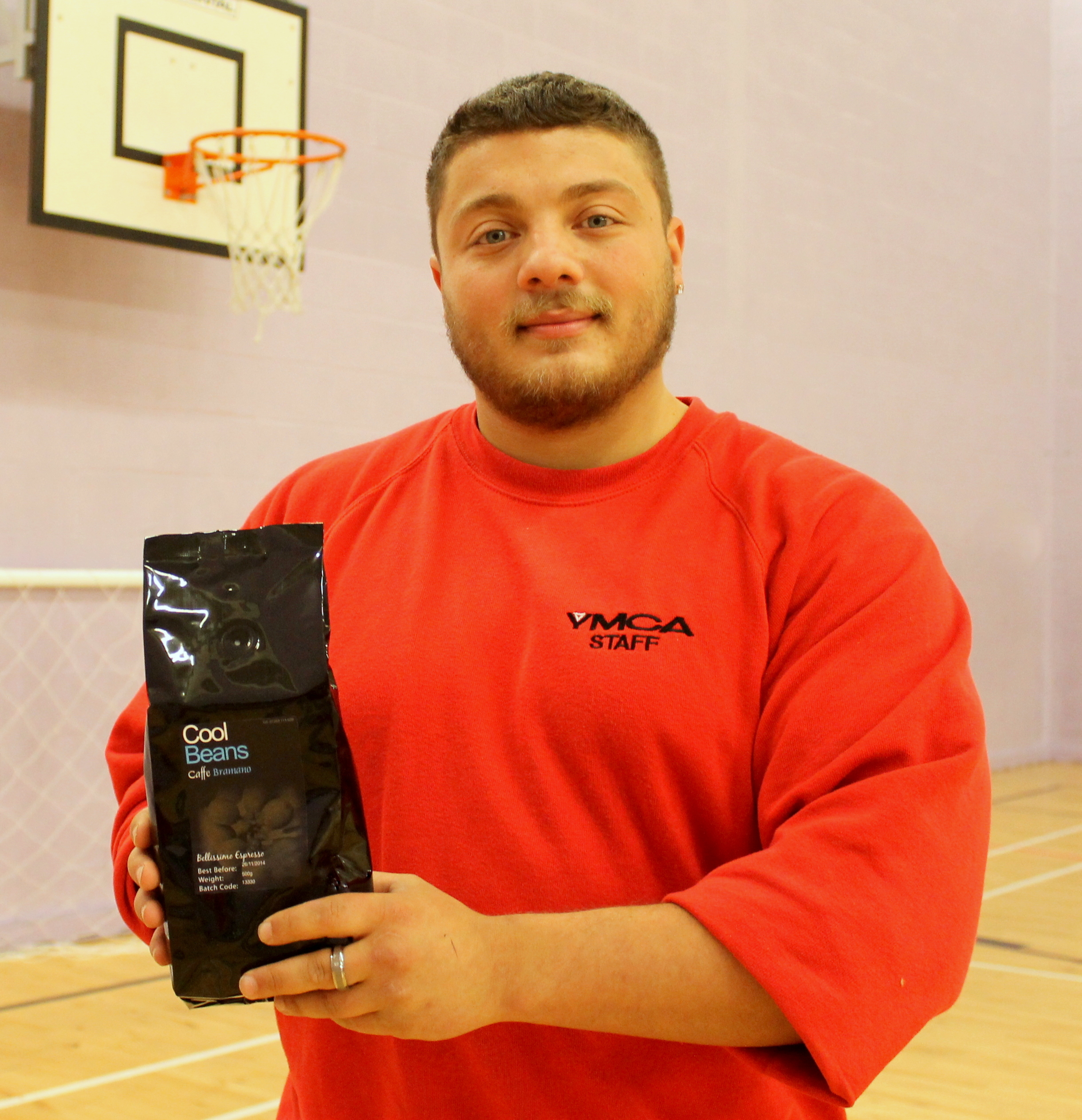Yiannis Veranikis The Beast Cool Beans Coffee