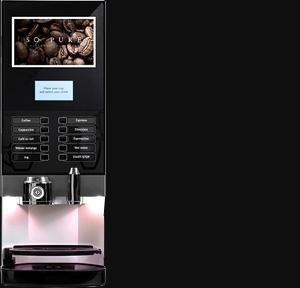 So Pure Mini Instant coffee machine
