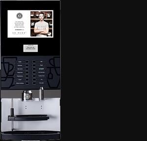 So Pure Instant coffee machine