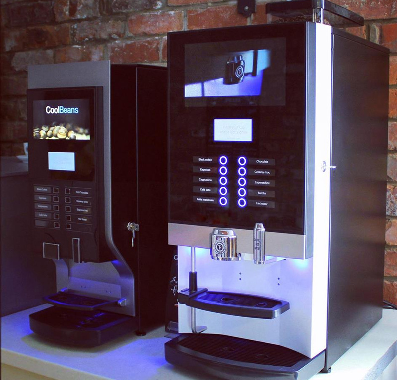 Commercial Coffee Machines Lease Or Rental Bean To Cup And