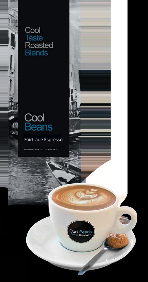 Fairtrade Espresso Speciality Blend